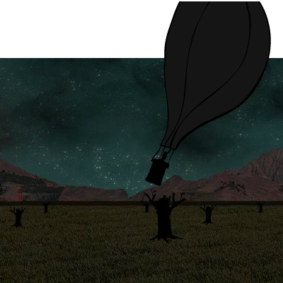Гра База Повітряної Кулі проти Атак Монстрів