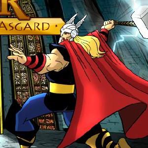 Гра Месники: Тор Захисник Асгарда