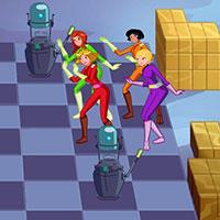 Гра Шахи Тоталі Спайс: шах і мат!