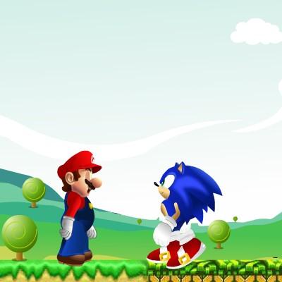 Гра на Час: Маріо і Соник Друзі