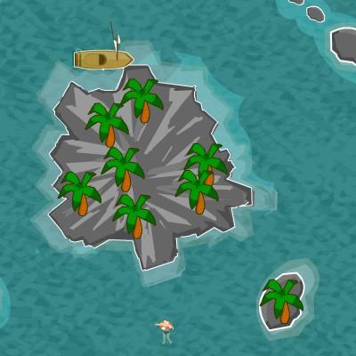 Гра на Спритність: Атака Акул
