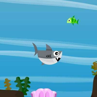 Гра на Спритність: Злови Рибку