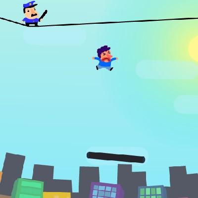 Гра на Спритність: Поліція Міста