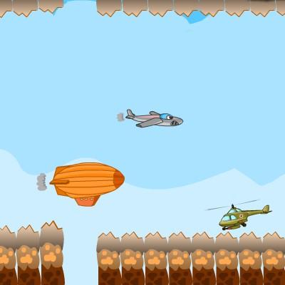 Гра на Спритність: Прорив Вертольота