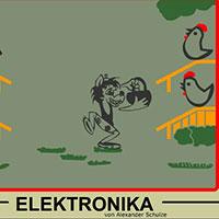 Гра Ну постривай: Електроніка 2