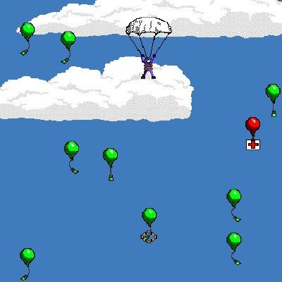 Гра на Спритність: Стрибки з Бомбами
