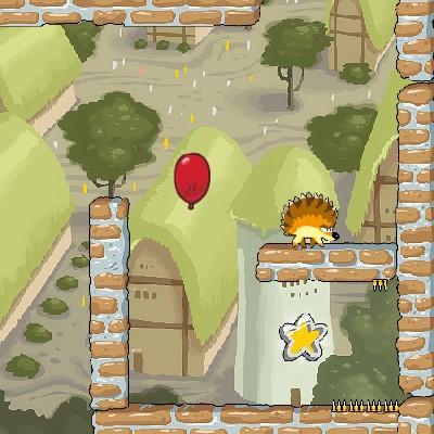 Гра на Спритність: Кулька Звільняє Кульки