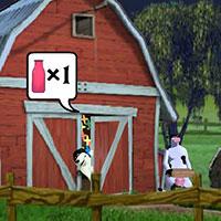 Гра Супер корова: Збір молока