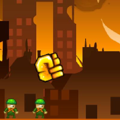 Гра на Спритність: Шалений Кулак