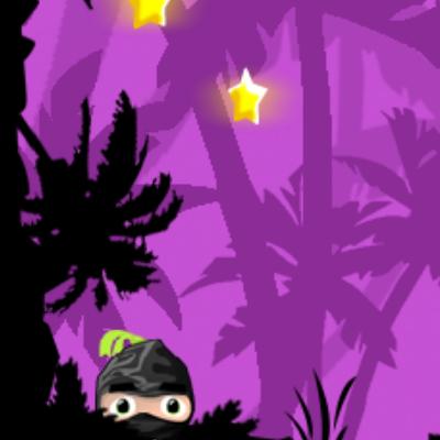 Гра на Спритність: Втеча Ніндзя