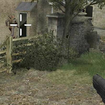 Гра Німці: Робота Снайпера