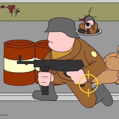 Гра Німці Стрілялка