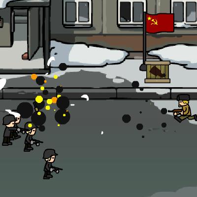 Гра Німці під Сталінградом Взимку