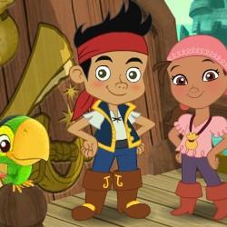 Гра Джейк і Пірати Нетландії: Корабельна Гонка
