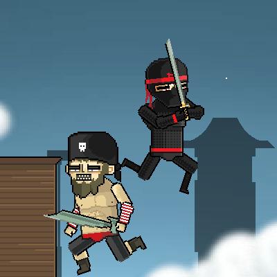 Гра Ніндзя проти Піратів
