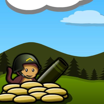 Гра Мавпа: Захисник Бази