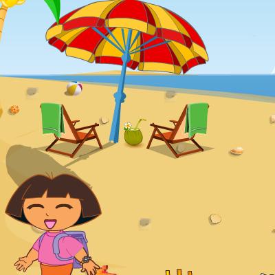 Гра Обслуговування: Пляжний Магазин Даші
