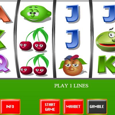 Гра Симулятор Ігрового Автомата: Божевільні Фрукти