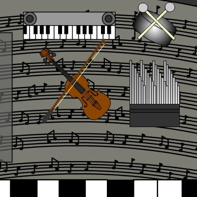 Гра Віртуальне Піаніно