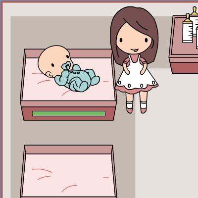 Гра Догляд за Дітьми: Неллі Няня