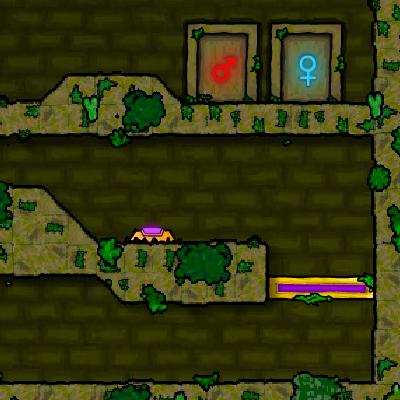 Гра Платформер на Двох: Пригоди в Лісовому Храмі