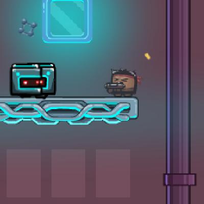 Гра Платформер: Скляне Зброю