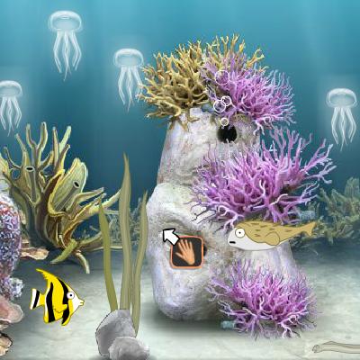 Гра Підводний Втеча з Рифу