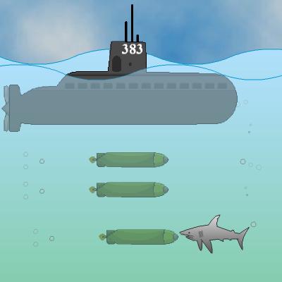 Гра Підводний Світ: Атака Акул
