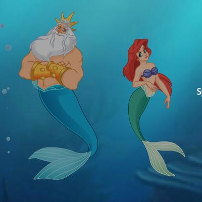 Гра Підводний Турнір на Кращого Плавця