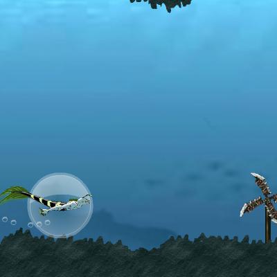 Гра Підводний Світ Бен 10