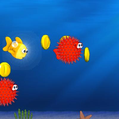 Гра Підводний Світ: Плаваючі Рибки
