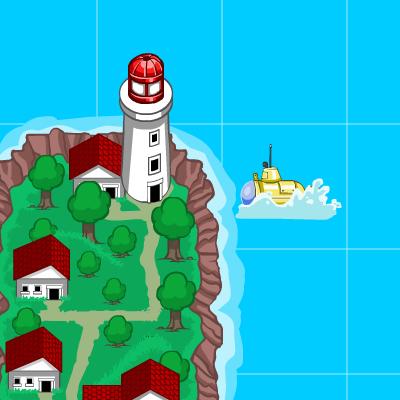 Гра Підводний Мисливець
