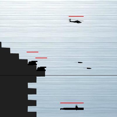 Гра Підводний Військовий Флот