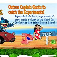 Гра Ліло і Стіч: Гонки по пляжу