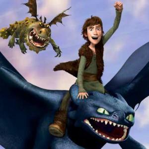 Гра Приручити Дракона: Школа Польотів