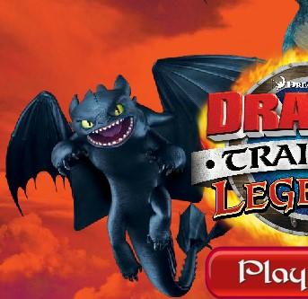 Гра Приручити Дракона: Легенди