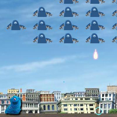 Гра Прибульці проти Монстрів