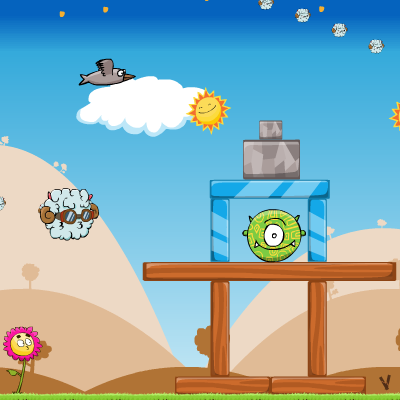 Гра Прибульці: Захоплення Ферми на Землі