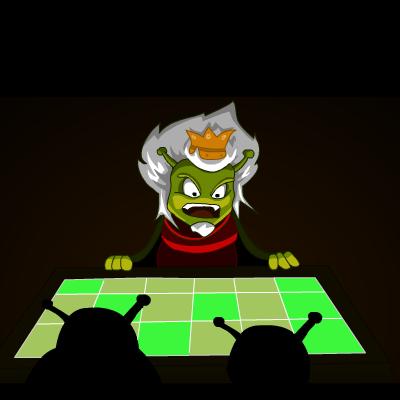 Гра Прибульці: Зелена Небезпека