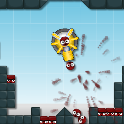 Гра Гармата: Стріляємо Кульками