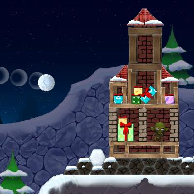 Гра Гармата: Санта Клаус проти Нечисті
