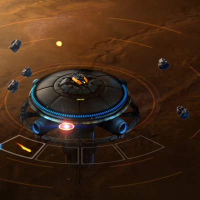 Гра Космічна Гармата: Захист Бази від Астероїдів
