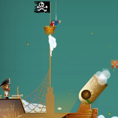 Гра Стріляти з Гармати: Час Піратів