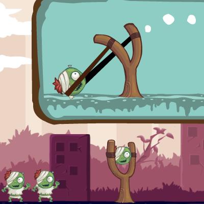 Ігри Руйнування: Злісні Зомбі