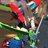Гра Історія іграшок: Дорожня погоня