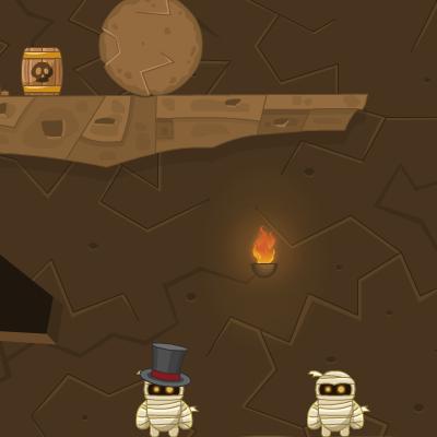 Гра Руйнування Піраміди з Муміями