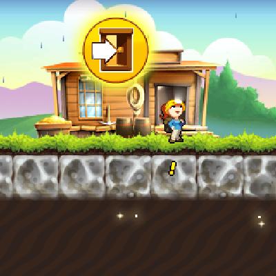 Рольова Гра: Дівчинка Збирає Золото