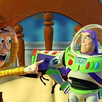 Гра Історія іграшок: Пошук букв