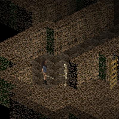 Рольова Гра: Пригода в Підземеллі