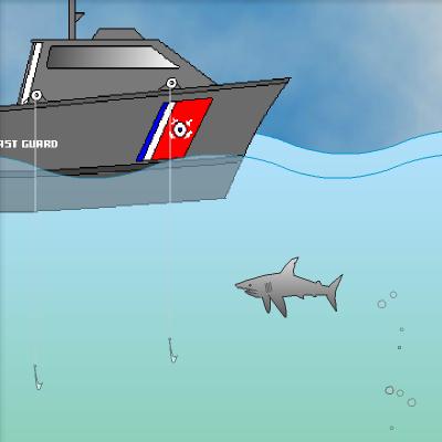 Гра Рибки: Атака Акул